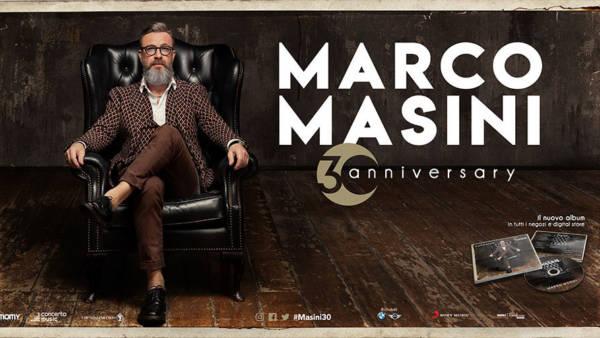 Marco Masini conferma l'imperdibile data all'Arena di Verona