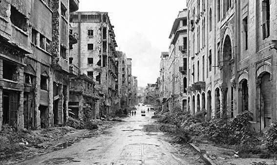 Omaggio al celebre fotografo Gabriele Basilico allo Studio la Città