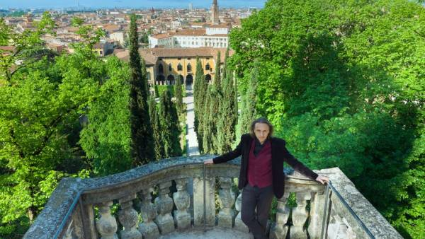 La Divina Commedia con Alessandro Anderloni al Giardino Giusti