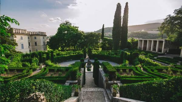 Appuntamento in giardino e degustazione dei vini Guerrieri Rizzardi