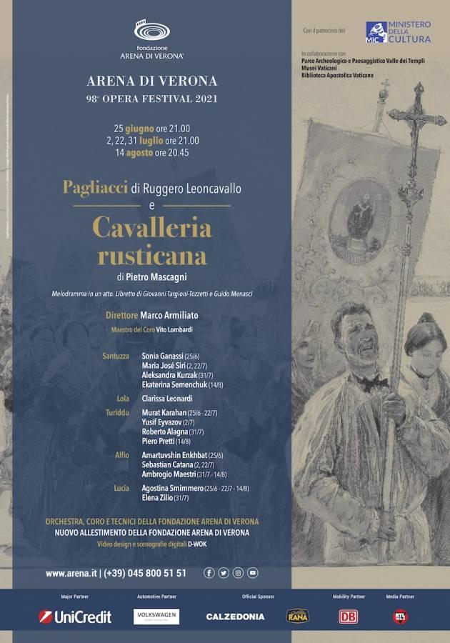 Manifesto Cavalleria Rusticana