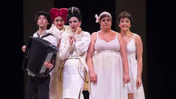 Le allegre comari di Windsor di William Shakespeare al Teatro Romano