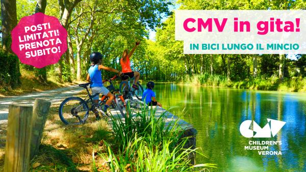 In bici lungo il Mincio – CMV in gita!
