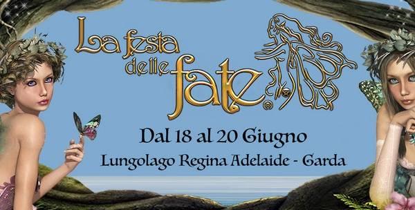 La festa delle fate a Garda