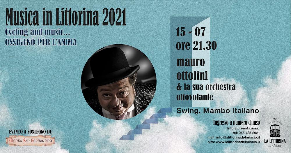 Mauro Ottolini Musica in Littorina