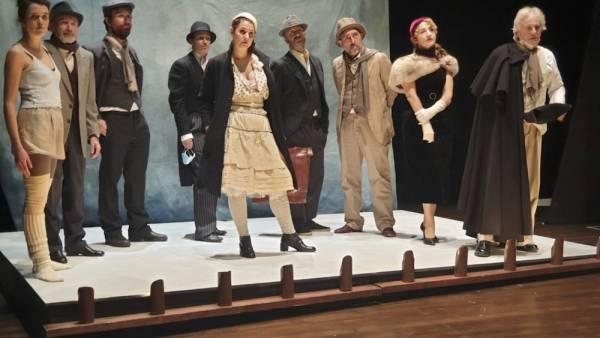 Il Teatro Comico di Carlo Goldoni con Giulio Scarpati al Teatro Romano