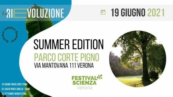 Festival della Scienza Summer Edition