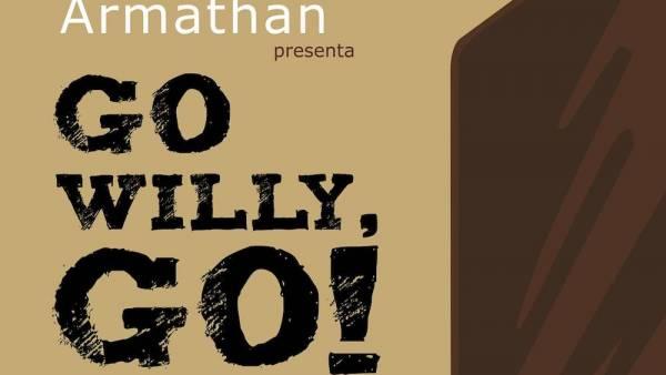 """""""Go Willy, Go!"""" in Corte Molon"""