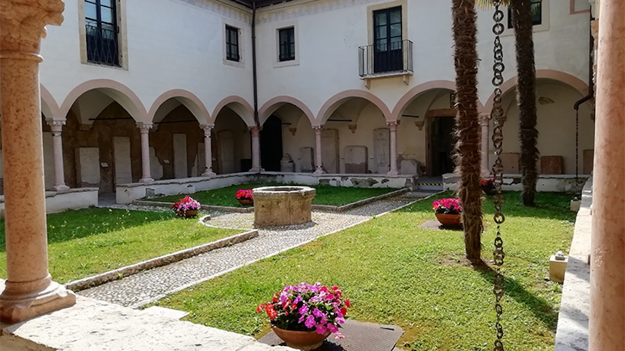 pomeriggi estivi museo archeologico