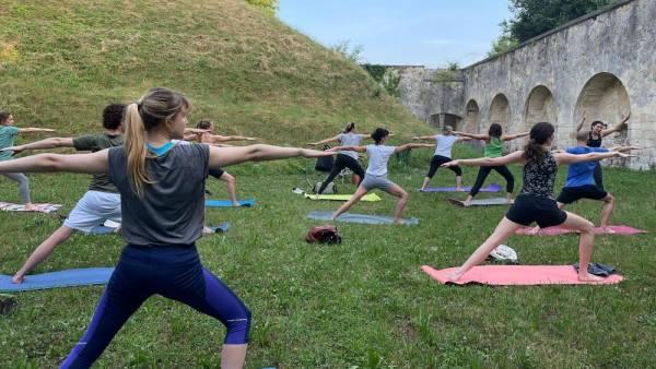 Mura Festival celebra la Giornata Internazionale dello Yoga