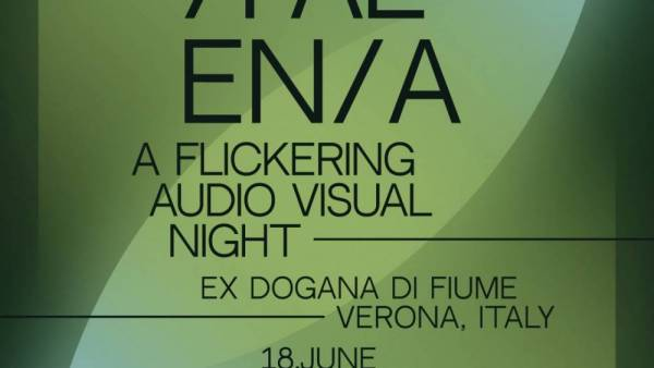 / F A L E N / A a flickering audio / visual night