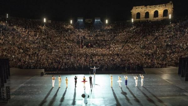 Serate evento imperdibili per il 98° Arena di Verona Opera Festival 2021