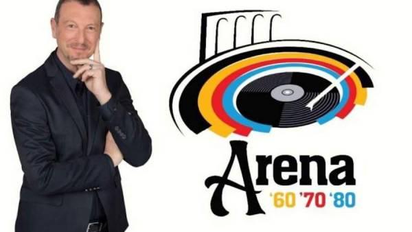Amadeus in Arena con un revival delle Hit degli anni '70, '80 e '90
