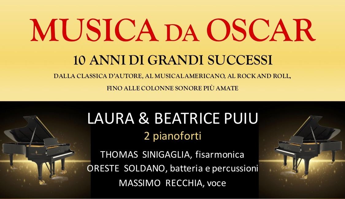 Musica da Oscar Villa Venier