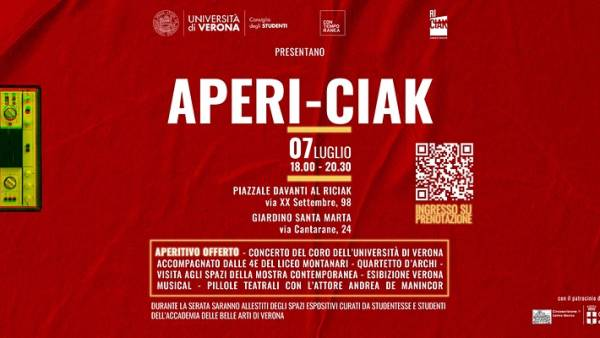 Università di Verona: gli appuntamenti dal 5 al 10 Luglio 2021