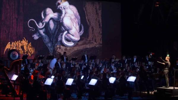 DanteXperience con la voce narrante di Alessandro Preziosi al Teatro Romano