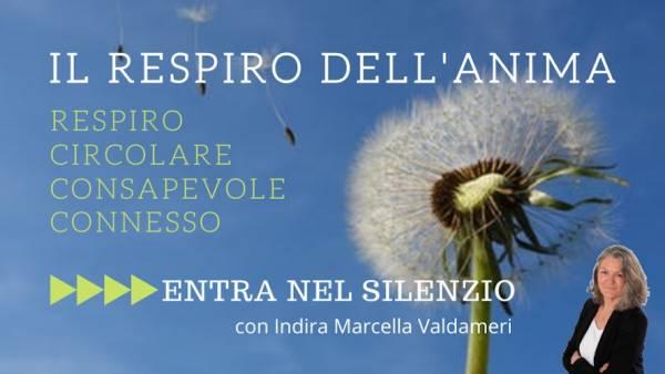 Appuntamento all'insegna del benessere con Indira Marcella Valdameri