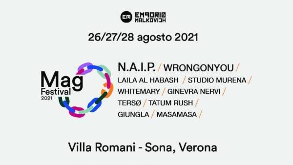 MAG Festival dodicesima edizione