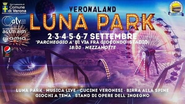 Arriva il grande Lunapark al quartiere dello Stadio