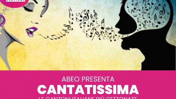 "Abeo Verona presenta ""Cantatissima"""
