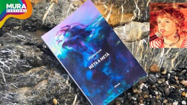 Caterina Pilon presenta il suo nuovo romanzo con una performance inedita