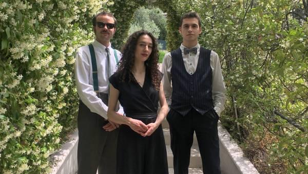 Swing Italiano ed internazionale con Lotus Trio al Glamour Cafè di San Giovanni Lupatoto