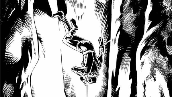 """Mostra del graphic novel """"Nel Profondo"""" sulla Speleologia"""