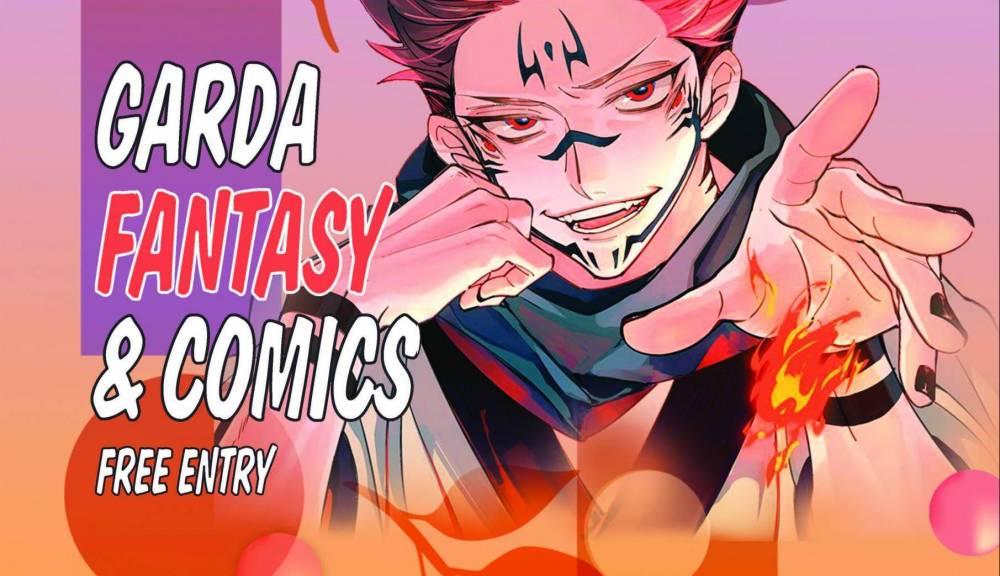 garda fantasy comics 2021