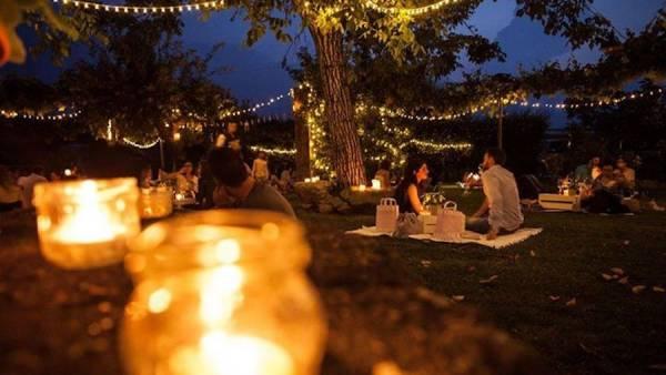 Una serata sotto il cielo stellato di Verona per celebrare la magia dell'equinozio d'autunno