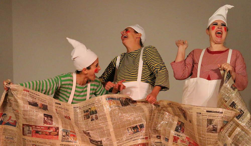 Buon viaggio - Famiglie a Teatro