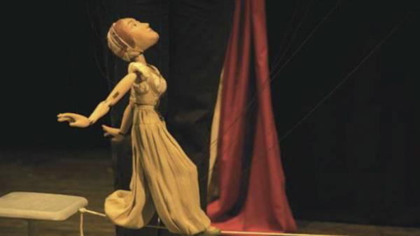 """""""Camminando sotto il filo"""" al Teatro Stimate"""