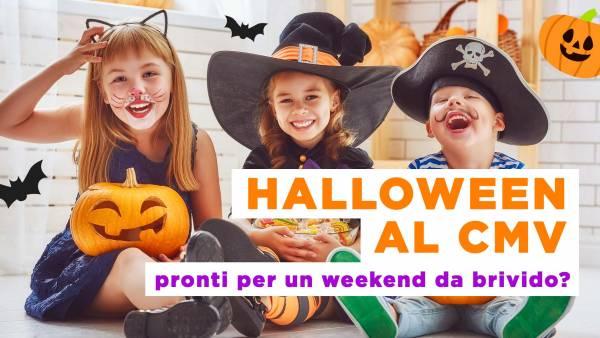 Halloween al Children's Museum Verona