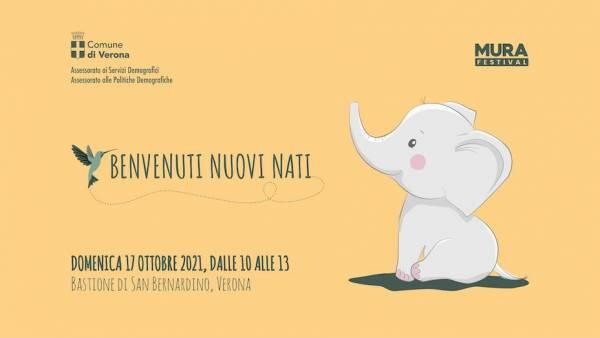 Speciale appuntamento per festeggiare i nuovi cittadini nati nel Comune di Verona