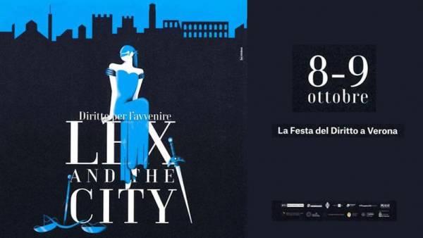 """""""Lex & the City"""" la Festa del Diritto"""