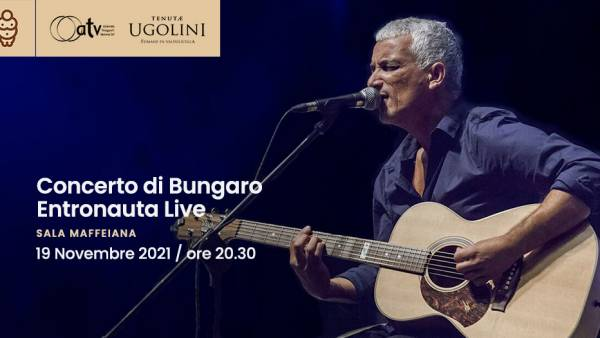 "Bungaro in ""Entronauta Live"""