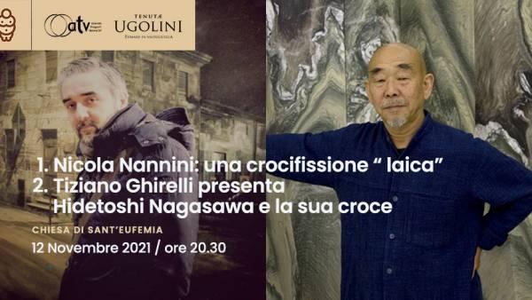 Presentazione di due opere d'arte sacra contemporanea alla chiesa di Sant'Eufemia