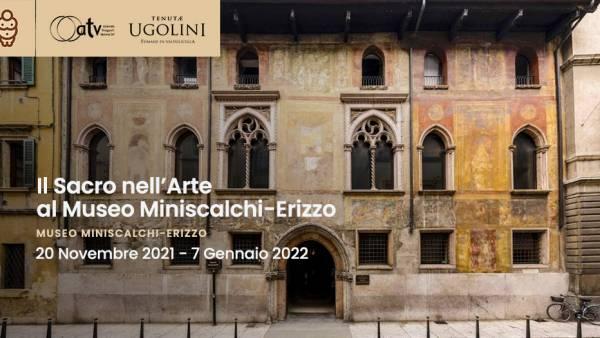 Il sacro nell'arte in mostra al Museo Miniscalchi Erizzo